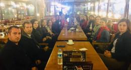 Sağlık Profesyonelleri Platformu Ankara Toplantısına Katıldık