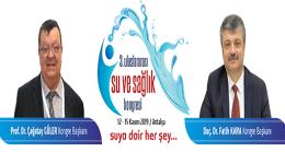 Uluslararası Su ve Sağlık Kongresi Daveti