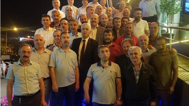 Trabzonlu Meslektaşlarımızla İftarda Bir Araya Geldik