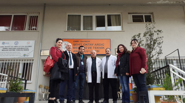Bayındır'da Beslenme Dostu Okul Sayısı Artıyor