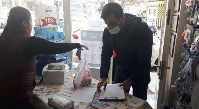 İzmir Bayındır İlçesinde Covid-19 Önlemleri Devam Ediyor