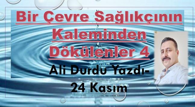 Ali Durdu Yazdı- 24 Kasım